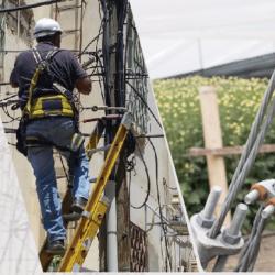 Cable de acero Tritón con certificado RETIE (acero norma ASTM A475)