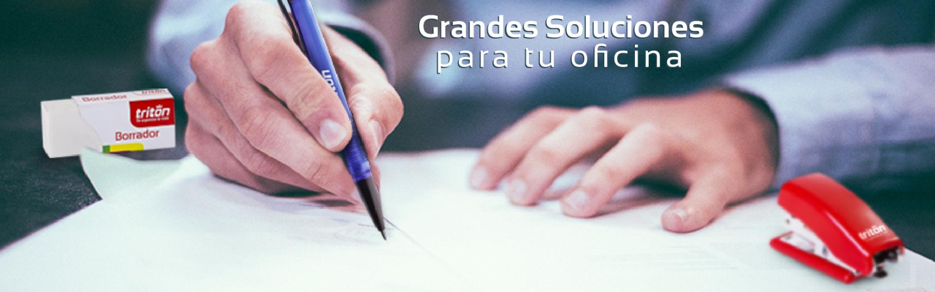 Soluciones Oficina